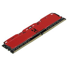 DIMM DDR-4 8Гб PC4-24000 Goodram IRIDIUM X (IR-XR3000D464L16S/8G)