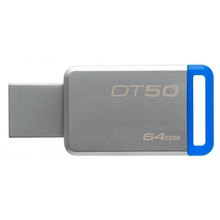 USB 64Гб 3.1 Kingston DataTraveler 50 <DT50/64GB>