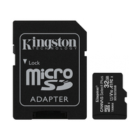 Карта памяти microSDHC UHS-I U1 A1 KINGSTON Canvas Select Plus 32 ГБ (SDCS2/32GB)