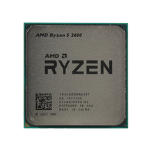 Процессор AMD Ryzen 5 2600 (YD2600B) 3.4 ГГц/6core/3+16Mb/65W  Socket AM4