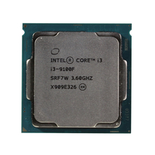 Процессор Intel Core i3-9100F 3.6 GHz/4core/1+6Mb/65W/8 GT/s LGA1151
