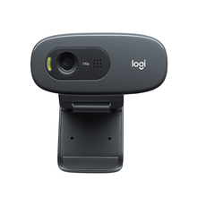 Веб-камера Logitech WebCam C270, черный, (960-001063)