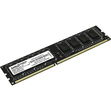DIMM DDR-3 4Гб PC3-12800 AMD Radeon Memory Entertainment Series RE1600 (R534G1601U1S-UO)