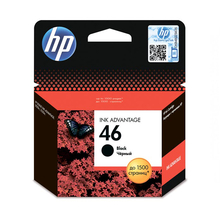 Картридж HP CZ637AE (№46) Black для Deskjet Ink Advantage 2020hc / 2520hc