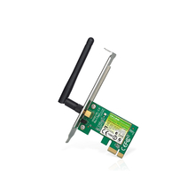 Адаптер Wi-Fi TP-Link TL-WN781ND Wireless N PCI Express Adapter (802.11b/g/n, 150Mbps)