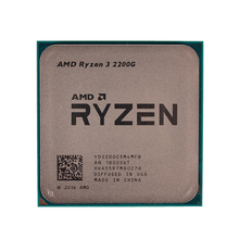 Процессор AMD Ryzen 3 2200G (YD220OC) 3.5 ГГц/4core/SVGA RADEON Vega 8/2+4Mb/65W  Socket AM4