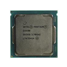 Процессор Intel Pentium G5400 3.7Ghz/2core/SVGA HD Graphics 610/4Mb/54W/8 GT/s LGA1151