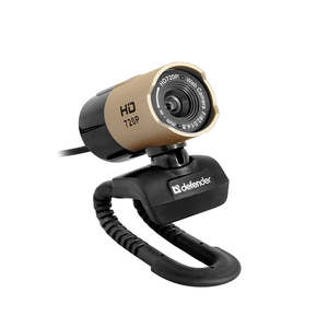 Веб-камера Defender G-Lens 2577 HD720p (USB2.0,  1600x1200, микрофон) <63177>