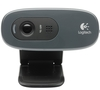 Веб-камера Logitech WebCam C270 HD (RTL) (USB2.0, 1280*720, микрофон) <960-000636>